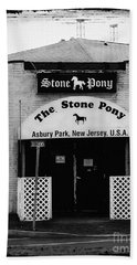 The Stone Pony Bath Towel