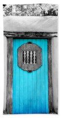 The Turquoise Door Bath Towel