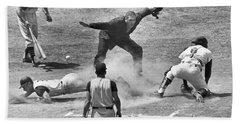 The Umpire Calls It Safe Hand Towel
