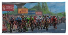 The Vuelta Hand Towel