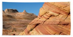 'the Wave' North Coyote Buttes 13 Hand Towel
