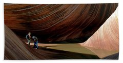 'the Wave' North Coyote Buttes 44 Hand Towel