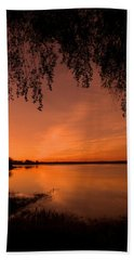 Hand Towel featuring the photograph This Is A New Day ... by Juergen Weiss