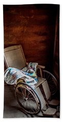 Wheelchair With A View Hand Towel