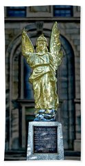 Thomas Wolfe Memorial Angel Hand Towel