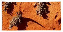 Thorny Devils Hand Towel