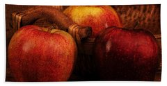 Three Apples Hand Towel