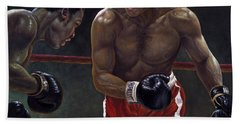 Thrilla In Manilla Hand Towel