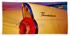 Thunderbird Hand Towel by Daniel Thompson