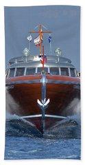 Thunderbird Yacht Hand Towel