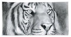 Tiger Hand Towel