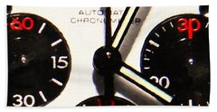 Time Piece - 5d20658 Hand Towel