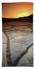Timeless Death Valley Bath Towel