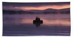Timothy Lake Serenity Hand Towel