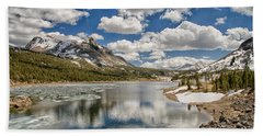 Tioga Lake Hand Towel