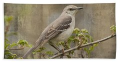 To Still A Mockingbird Bath Towel