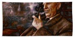 Tolkien Daydreams Hand Towel
