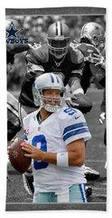 Tony Romo Cowboys Hand Towel