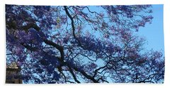 Bath Towel featuring the photograph Too Beautiful To Play With by Leanne Seymour