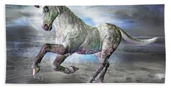Topsail Gallop Hand Towel