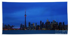 Toronto Blues... Hand Towel