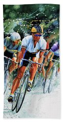 Tour De Force Hand Towel