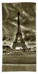 Tour Eiffel  Hand Towel