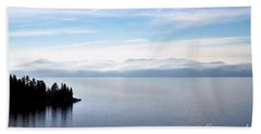 Tranquility - Lake Tahoe Hand Towel