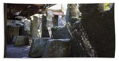 Treadwell Mine Interior Bath Towel by Cathy Mahnke