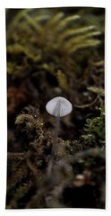 Tree 'shroom Bath Towel by Cathy Mahnke