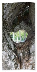 Tree View Hand Towel