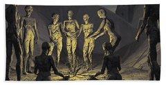Tribe Bath Towel by John Alexander