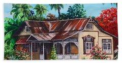 Trinidad House  No 1 Bath Towel