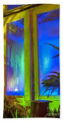 Tropical Door Hand Towel