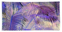 Tropical Embrace Hand Towel by Roselynne Broussard