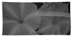 Tropical Garden Hand Towel by Miguel Winterpacht