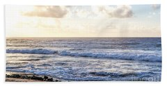 Bath Towel featuring the photograph Tropical Morning  by Roselynne Broussard