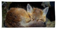 Fox Kit - Trust Hand Towel