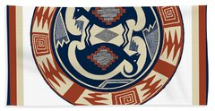 Tucson Arizona  Bath Towel