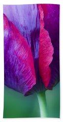 Tulip Bright  Bath Towel
