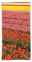 Tulip Fields 2 Hand Towel