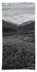 Tundra Valley Bath Towel
