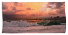 Hand Towel featuring the photograph Turbulence  by Eti Reid