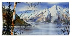 Turnagain View Hand Towel
