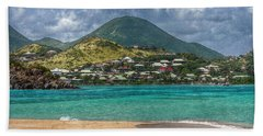 Hand Towel featuring the photograph Turquoise Paradise by Hanny Heim