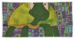 Turtle Hand Towel