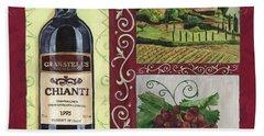 Tuscan Collage 1 Bath Towel
