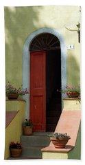 Tuscan Door Hand Towel