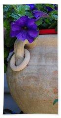 Tuscan Pot Bath Towel