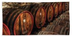 Tuscan Wine Cellar Hand Towel